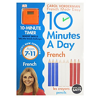 Carol Vorderman 10 Minutes a Day French (Ages 7+) thumbnail