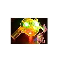 Còi nhựa trang bị đèn LED nháy 3 chế độ độc đáo - Trang bị thể thao, dã ngoại cho bạn - Giao màu ngẫu nhiên thumbnail