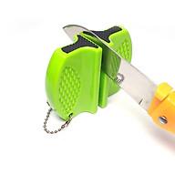 Dụng cụ mài dao mini có dây deo tiện dụng, dễ bỏ túi thích hợp mang đi dã ngoại du lịch GD441-Maidaomini (màu ngẫu nhiên) thumbnail