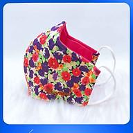 Khẩu trang Hoa To Cao Cấp Duy Ngọc - [Giao Màu Ngẫu Nhiên] (5229) thumbnail