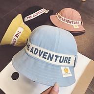 Mũ vành The Adventure kiểu dáng Hàn Quộc cực đẹp cho bé yêu thumbnail