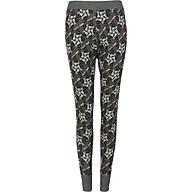 Quần Legging Nữ_Yvette LIBBY N guyen Paris_YVETTE COOL WB1 _Màu Xám (Iconic Grey)_Cotton Mélange hữu cơ (Organic) thumbnail