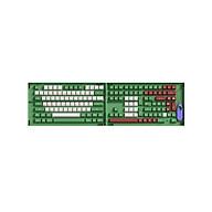 Keycap AKKO Set Matcha Red Bean (PBT Double-Shot ASA profile 158 nút) - Hàng Chính Hãng thumbnail