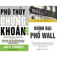 Combo 2 Cuốn Sách Đáng Đọc Nhất Về Đầu Tư Trên Thị Trường Chứng Khoán ( Phù Thủy Sàn Chứng Khoán + Đánh Bại Phố Wall ) tặng kèm bookmark Sáng Tạo thumbnail