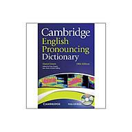 Cambridge English Pronouncing Dictionary with CD-ROM thumbnail