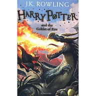 Harry Potter Part 4 Harry Potter And The Goblet Of Fire (Paperback) (Harry Potter và chiếc cốc lửa) (English Book) thumbnail