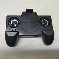 Tay Cầm Chơi Game Tản Nhiệt PUBG Gamepad Tích Pin Sạc Dự Phòng 1200mAh Cho Điện Thoại Android iOS thumbnail