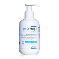 Gel tắm làm sạch và dưỡng ẩm cho da Lysaskin Atolys Gel Nettoyant Surgras 200ml thumbnail