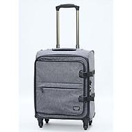 Vali vải du lịch 2 tầng Shellpod_SSC100 size xách tay ( Cabin size TSA ) thumbnail