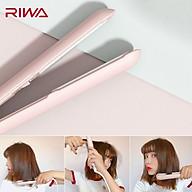 Máy duỗi và uốn tóc Xiaomi Riwa hoạt động bằng ion âm tạo nhiều kiểu tóc 32MM thumbnail