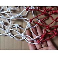 Lưới bóng rổ Chiến Công - 12 mắt lưới sợi Dù - Cho vành 35-40cm thumbnail