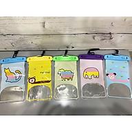 Túi đựng điện thoại chống nước hình thú màu sắc PKDT0002 (Giao mẫu ngẫu nhiên) thumbnail