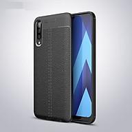 Ốp lưng cho SamSung Galaxy A30 silicon giả da, chống sốc thumbnail