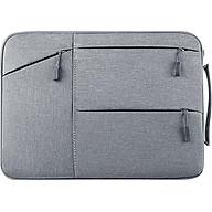 Túi Chống Sốc Macbook Laptop TCS - Xám thumbnail