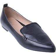 Giày Búp Bê Mũi Nhọn Scala SCL6828 - Đen thumbnail