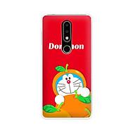 Ốp lưng dẻo cho điện thoại Nokia 6.1 plus X6 - 01171 7879 DOREMON12 - in hình Doremon - Hàng Chính Hãng thumbnail