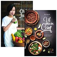 Combo Chào Juice + Về Nhà Ăn Cơm (Bộ 2 Cuốn) thumbnail