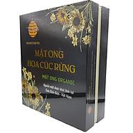 Hộp quà biếu tết 2021 - Mật ong hoa cúc rừng Điện Biên - Mật ong Organic - Mật ong VNBEES thumbnail