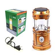 Đèn pin LED sạc SH-5800T siêu sáng, đèn cắm trại dã ngoại đa năng thumbnail