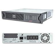 Bộ lưu điện APC Smart-UPS 1000VA USB & Nối tiếp RM 2U 230V - Hàng chính Hãng thumbnail