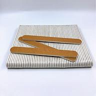 Set 10 cây dũa móng tay, dũa móng bột cao cấp Salon Pro - Độ nhám 100 100 thumbnail