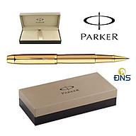 Bút Bi, Bút Ký PARKER GOLD Cao Cấp- MÓN QUÀ Ý NGHĨA - Miễn Phí Khắc Chữ, Logo & Tặng kèm Ngòi Ký 5.0 thumbnail