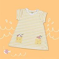 Váy Baby Shark kẻ vàng CHAANG VIETNAM thumbnail