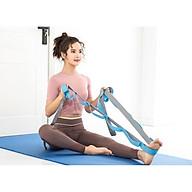 Dây Kéo Tập Yoga Gym, Dây Hỗ Trợ Kéo Giãn Căng Cơ Chân, Dây Kháng Lực miDoctor thumbnail