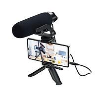Micro thu âm Shotgun YC-VM200 Yichuang hàng chính hãng. thumbnail