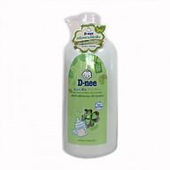 Nước rửa bình và rau củ dnee organic dạng chai (620ml) thumbnail