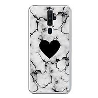 Ốp lưng dẻo cho điện thoại Oppo A5 2020 - 0417 HEART07 - Hàng Chính Hãng thumbnail