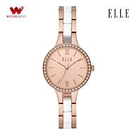 Đồng hồ Nữ Elle dây thép không gỉ 32mm - ELL21019 thumbnail