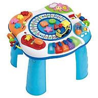 Bàn nhạc đồ chơi tập đứng cho bé học chữ có nhạc bằng nhựa 0801 hiệu Winfun giúp bé vừa chơi vừa học, phát triển kỹ năng - tặng đồ chơi tắm 2 món thumbnail