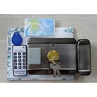 Ỗ khóa cửa điện bằng thẻ từ RIFD đa năng, siêu bền tăng kèm 10 thẻ - Hàng nhập khẩu thumbnail