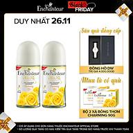 Combo 2 Lăn khử mùi nước hoa Enchanteur Charming 50ml Chai thumbnail