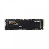 Ổ Cứng SSD Samsung 970 Evo Plus NVMe M.2 2280 (500GB) - Hàng Nhập Khẩu thumbnail