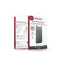 Miếng dán màn hình chống nhìn trộm InvisibleShield Glass Elite Privacy dành cho iPhone - Hàng chính hãng thumbnail