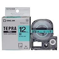 Băng mực in nhãn TEPRA PRO 12mm - Chính hãng KingJim Nhật Bản thumbnail