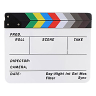 Clapper Board Colorful thumbnail