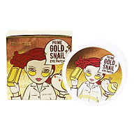 Mặt Nạ Mắt Trị Quầng Thâm Dewytree Prime Gold Snail Eye Patch (60 Miếng) thumbnail