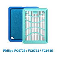 Bộ lọc HEPA thay thế cho máy hút bụi Philips FC9728, FC9732, FC9735 - Hàng nhập khẩu thumbnail