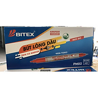 Bộ 10 Bút lông dầu BITEX PM-02 thumbnail