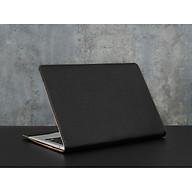 Bìa da dành cho MacBook Air M1 - CHÍNH HÃNG KHACTEN.COM thumbnail