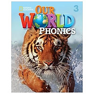 OUR WORLD AME PHONICS 3 STUDENT BOOK & AUDIO CD thumbnail