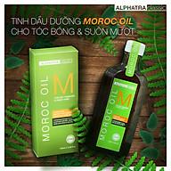 TINH DẦU DƯỠNG BÓNG TÓC - MOROC OIL - Alphatra Classic - 120ml thumbnail