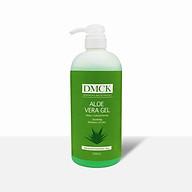 Gel dưỡng ẩm nha đam, Tươi mát, Làm dịu da, Cấp nước, Cấp ẩm cho da - DMCK Aloe Vera Gel 1000ml thumbnail