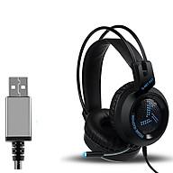 Tai nghe chơi game chụp tai G-NET H3T V7.1- Hàng chính hãng thumbnail