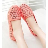 Giày lười nữ thời trang đẹp siêu bền nhiều màu V235 thumbnail