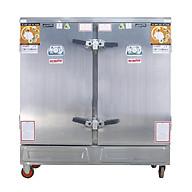 Tủ Nấu Cơm 72 Kg Gạo Mẻ Bằng Điện NEWSUN 24 Khay Nhập Khẩu thumbnail