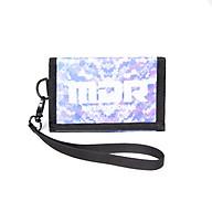 Ví ngắn Bóp ngắn đựng tiền thời trang Unisex TRIPLE - Midori Wallet - MDR hồng - Ngắn thumbnail